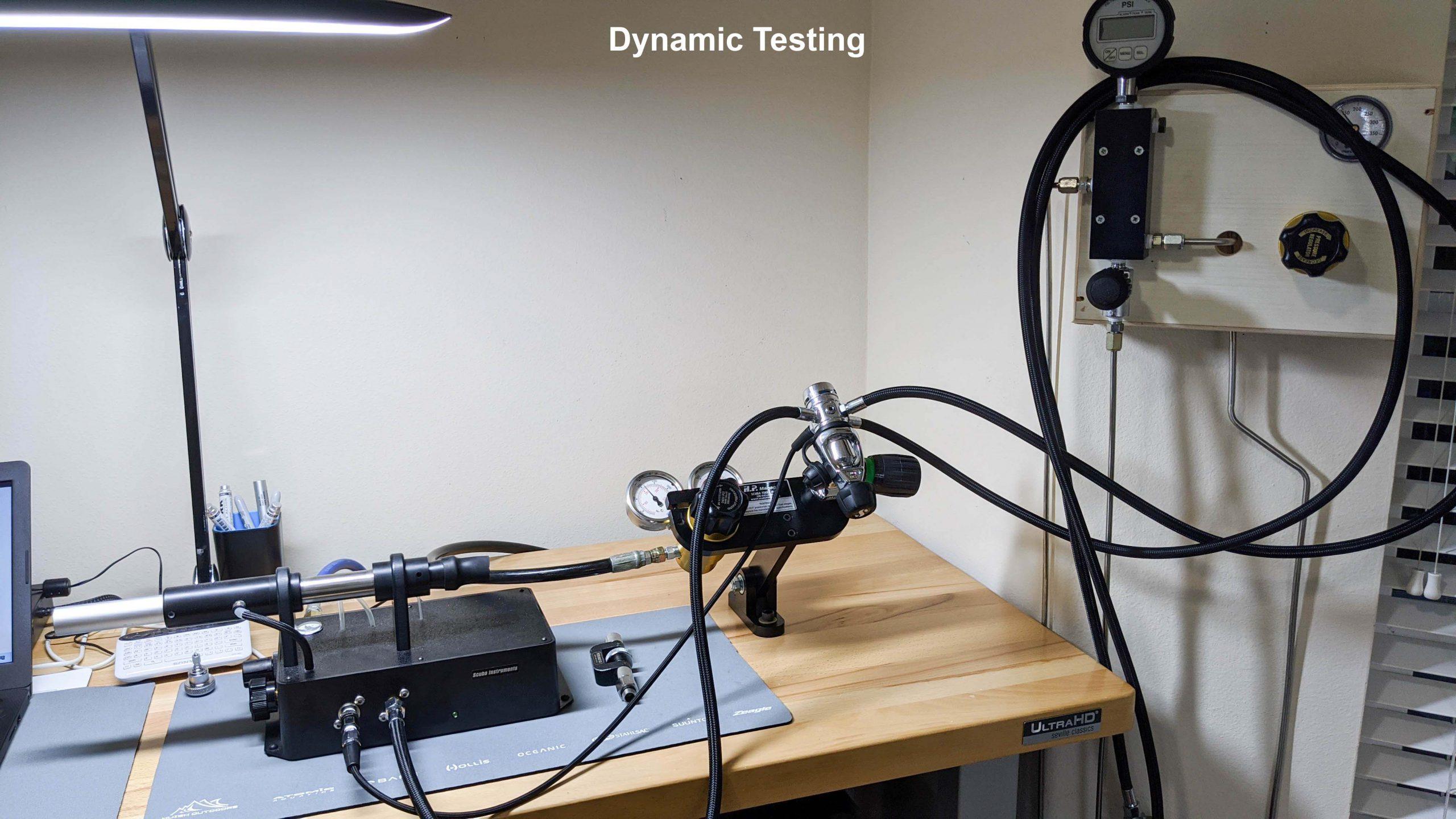 Dynamic Flow Testing