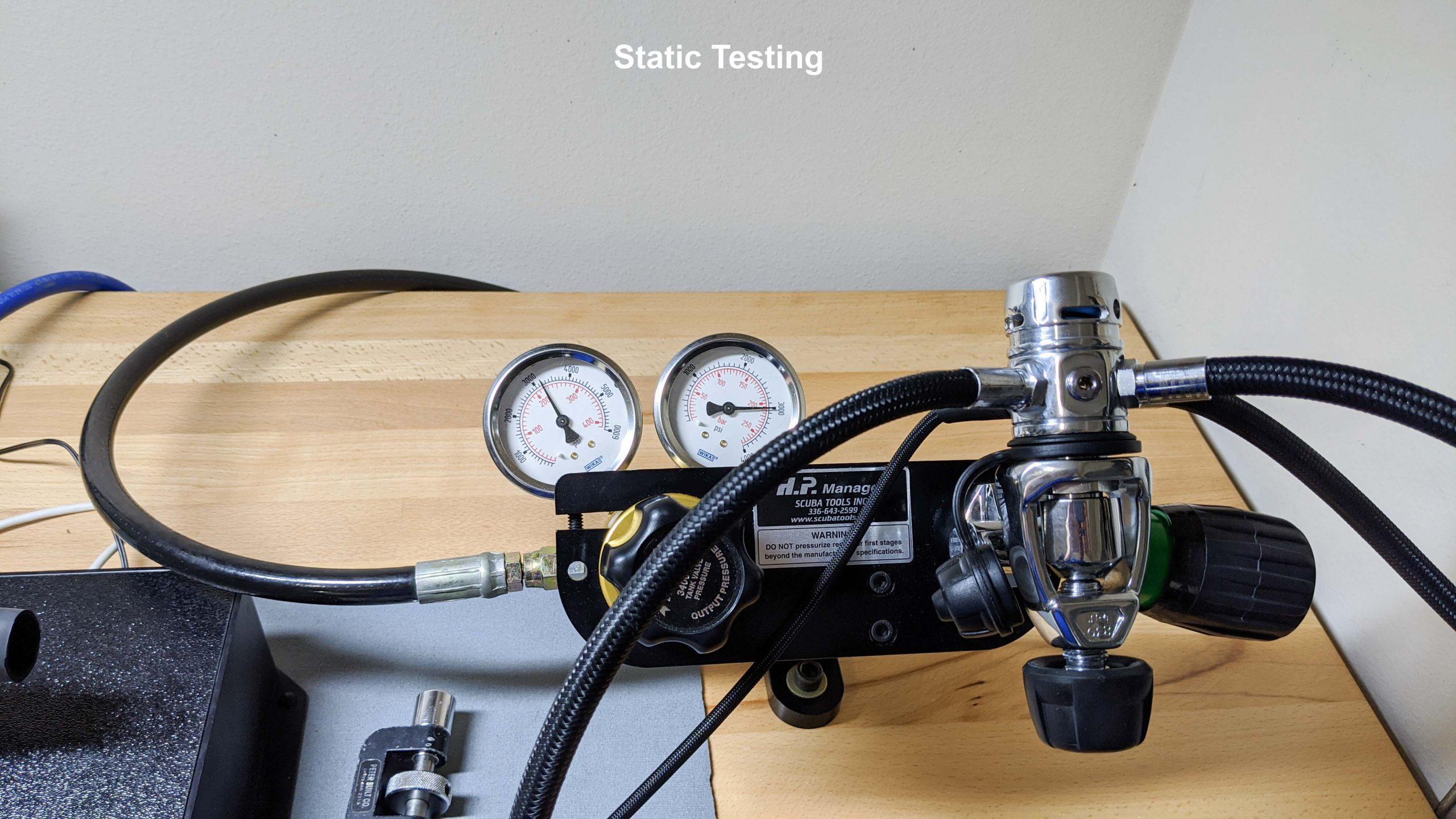Static Flow Testing